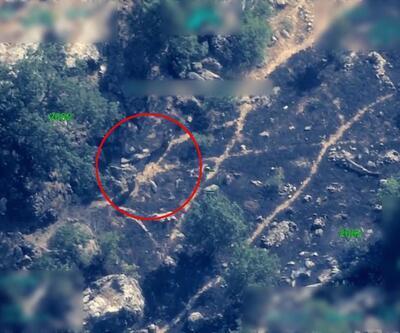 Son dakika! PKK'nın sözde 'Metina alan sorumlusu' öldürüldü