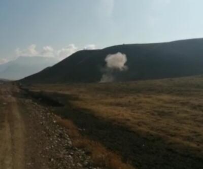 Pervari'de antitank roketli EYP bulundu