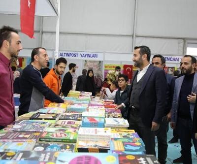 Elazığ'da Kitap Fuarını 125 bin kişi ziyaret etti