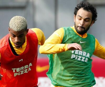 Galatasaray Real Madrid hazırlıklarını sürdürdü
