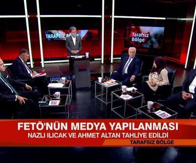Ilıcak-Altan'a tahliye kararı ve Soylu-İmamoğlu polemiği Tarafsız Bölge'de tartışıldı