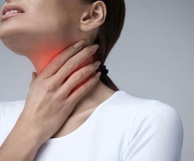Uzun süren boğaz ağrısına dikkat