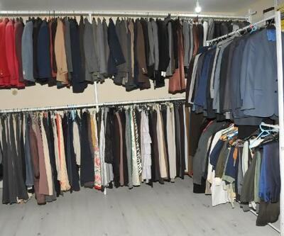 Akşehir Belediyesinden ücretsiz giyim mağazası