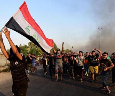 Irak'ta devam eden gösterilerde 1 kişi hayatını kaybetti