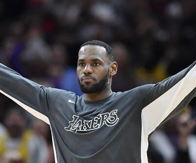 Lakers LeBron James'le kazanmaya devam ediyor