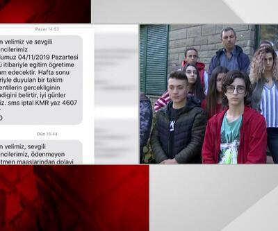 Okul sahibi kayıp, öğretmenler iş bıraktı