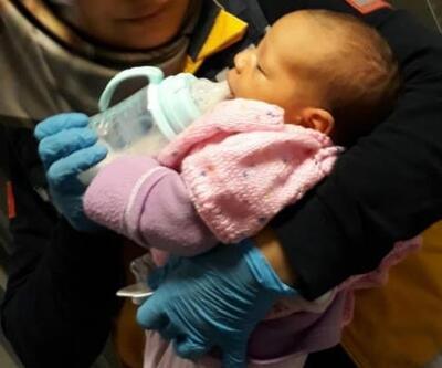 Tuvalette 15 günlük bebek bulundu