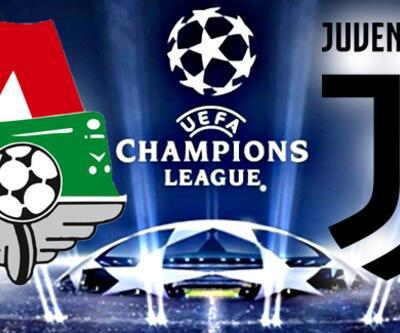 Lokomotiv Moskova Juventus Şampiyonlar Ligi maçı ne zaman, saat kaçta, hangi kanalda?