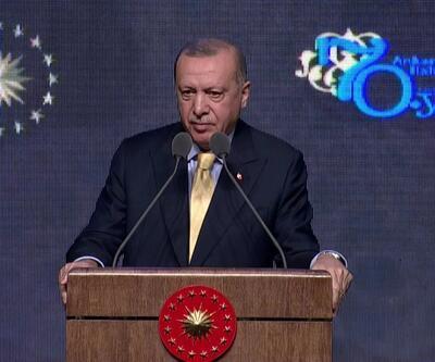 Cumhurbaşkanı ilk kez açıkladı