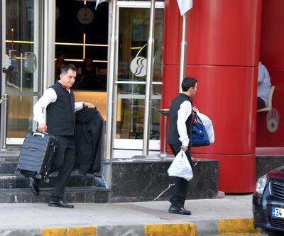 İzmir'deki otele tahliye şoku!