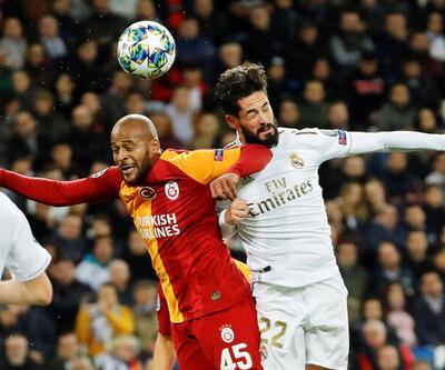 İspanya'da Real Madrid-Galatasaray manşetleri