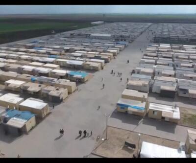 Yunan gazetecinin hayran olduğu Kilis kampı