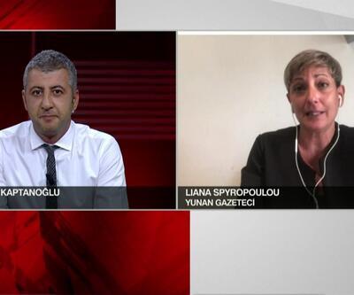 Yunan gazeteci: Eleştirenler aşırı sağcılar
