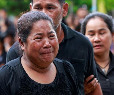 Uluslararası ajanslar paylaştı: En acı bakış