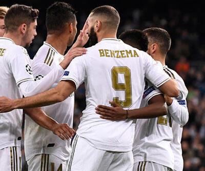 Real Madrid için rekor gecesi oldu
