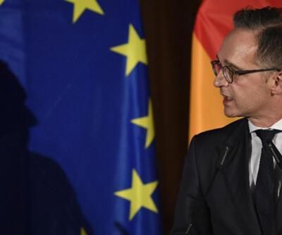 Alman Bakan Maas'tan dikkat çeken Türkiye açıklaması