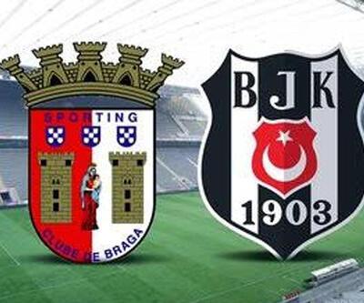 Braga Beşiktaş CANLI YAYIN