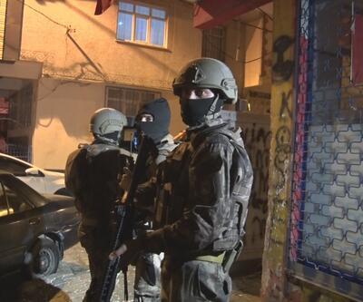 İstanbul'da şafak vakti operasyon: Çok sayıda gözaltı var