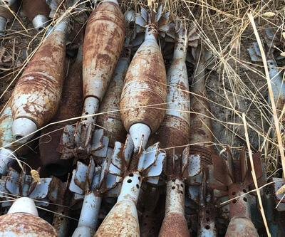 MSB paylaştı! Hepsi Tel Abyad'da ele geçirildi