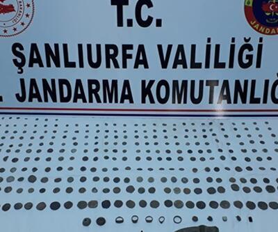 Şanlıurfa'da tarihi eser operasyonu: Hepsi ele geçirildi