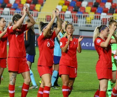 Türkiye Hollanda'ya 8-0 yenildi