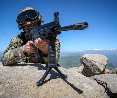 Jandarma ve MİT'ten ortak operasyon: 6 terörist etkisiz hale getirildi