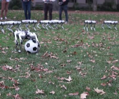 Robotların gelişimi durmuyor