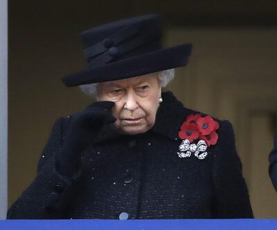 O anlarda duygulandı: Kraliçenin gözyaşları