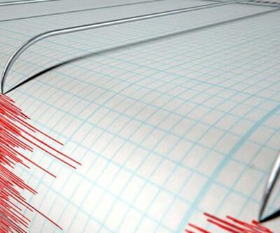 Akdeniz'de 3.1 büyüklüğünde deprem