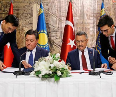 Türkiye ile Kazakistan uzay alanında iş birliği yapacak