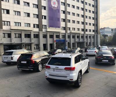 İstanbul'da lüks araç operasyonu