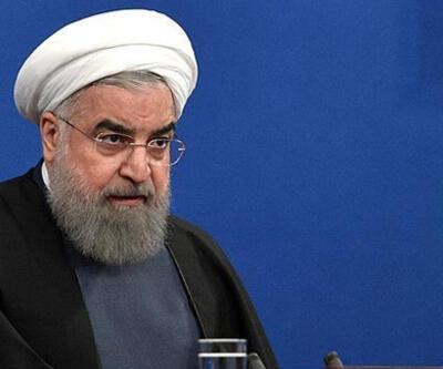İran Cumhurbaşkanı Ruhani'den tarihi itiraf: Yalnızlaşırız