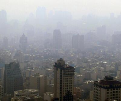 İran'da hava kirliliği nedeniyle ilkokullar tatil edildi