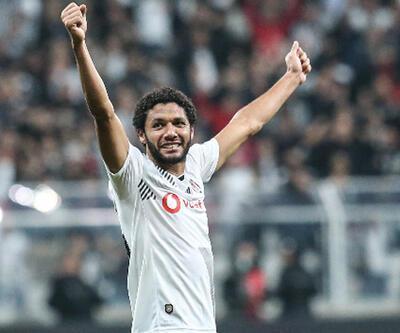 Elneny döndü Beşiktaş değişti