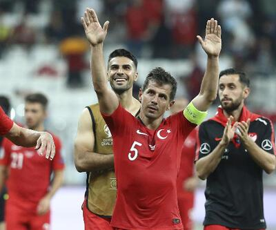 Emre Belözoğlu: Takımı yalnız bırakmam
