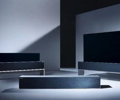 LG'den akordeon gibi katlanan TV