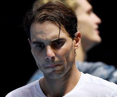 Federer'in ardından Nadal da veda etti