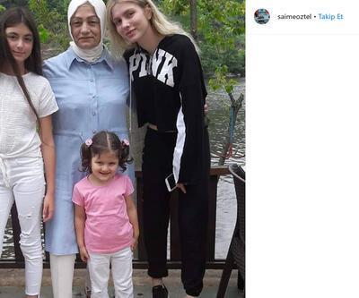Aleyna Tilki'nin anneannesi görenleri şaşırttı