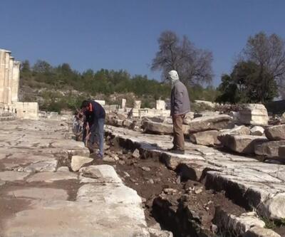 2 bin 200 yıllık kanalizasyon sistemi gün