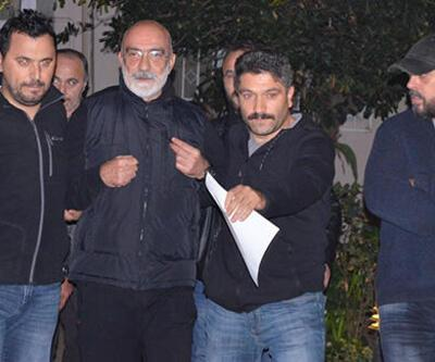 Ahmet Altan gözaltında