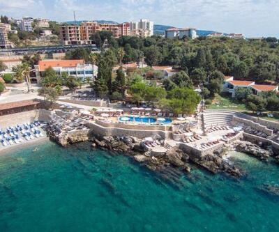 Karadağ sahillerine Türk çıkarması