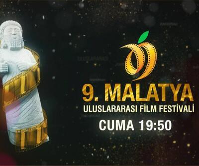 9. Malatya Film Festivali kırmızı halı ve açılış töreni CNN TÜRK'te