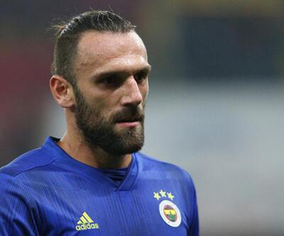 Fenerbahçe'de Vedat Muriç paniği