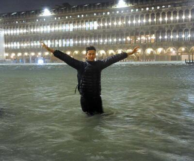 Venedik sular altında kaldı: 2 ölü
