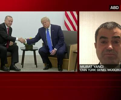 Murat Yancı kritik zirve öncesi ABD'deki son durumu anlattı