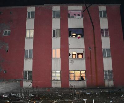 Dördüncü kattan düşen genç kız ağır yaralandı