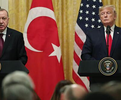 Dünyanın gözü Beyaz Saray'da! Erdoğan ve Trump'tan ortak açıklama