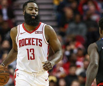 Harden'dan Clippers'a 47 sayı
