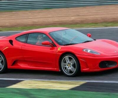 İcradan 125 bin liraya Ferrari satılacak