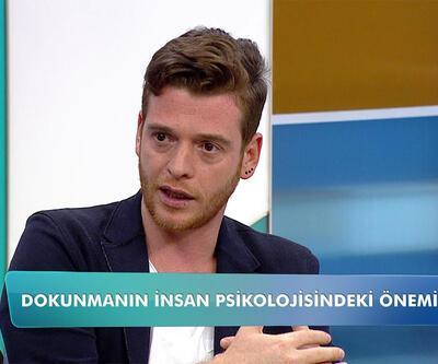 Metin Hara, dokunmanın insan psikolojisindeki önemine değindi